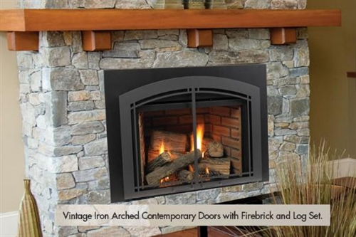 Icfdv30 Harmony Direct Vent 380 Insert Natural Gas
